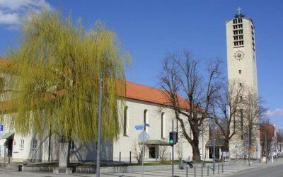 Christkönigskirche: Reparaturen fällig!
